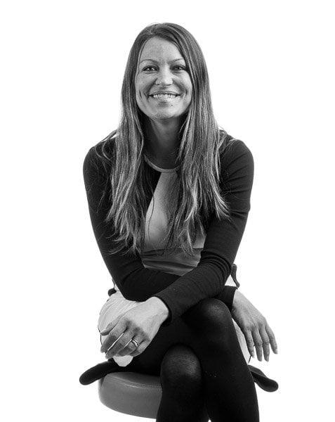 corporate portrait of woman