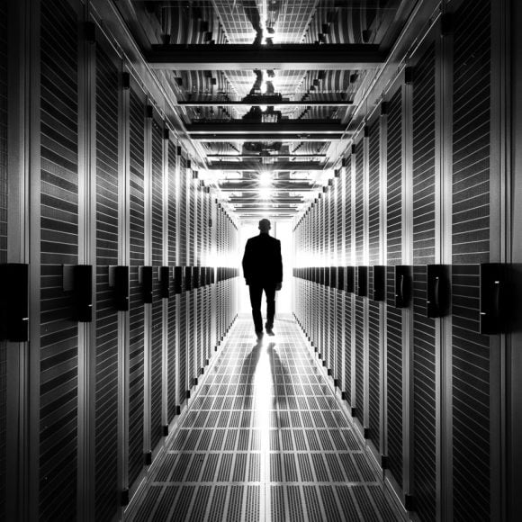 Data Centre Man