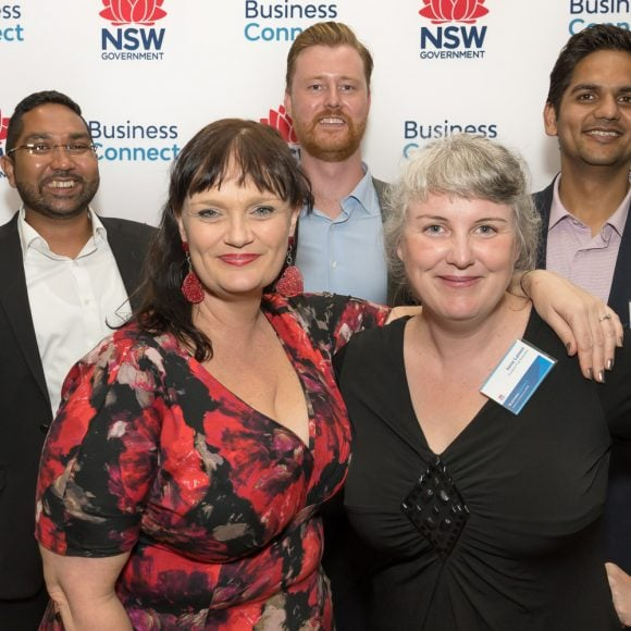 Event photography - business connect function