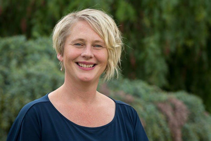 Amanda Meath, funeral celebrant trainer